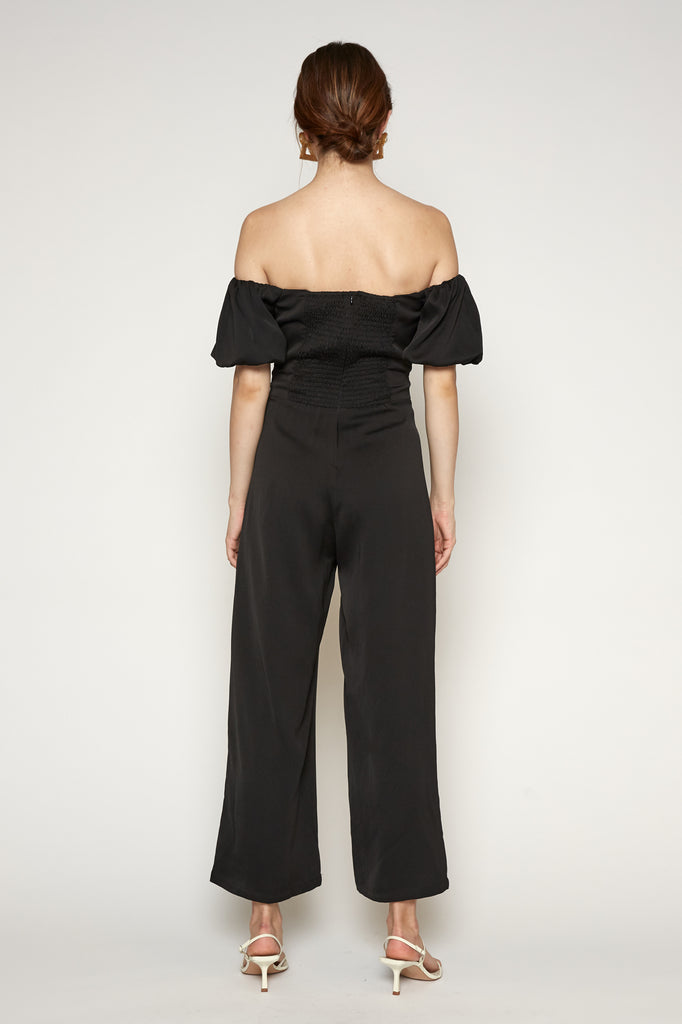 Karina Ruched Jumpsuit
