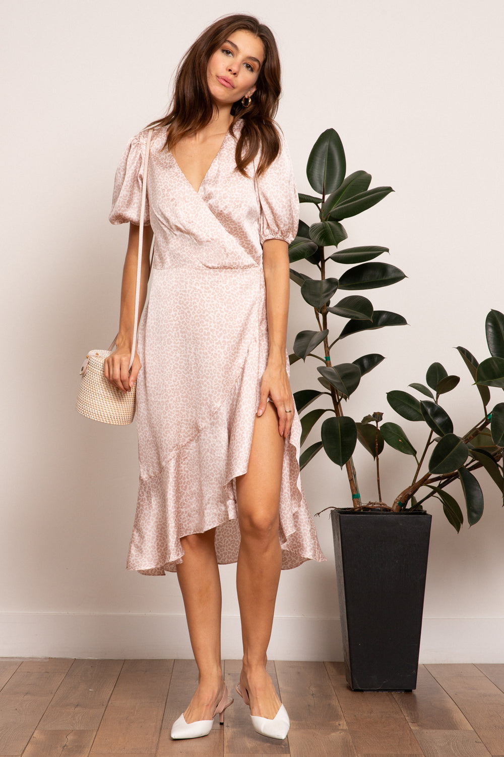 Katia Wrap Dress