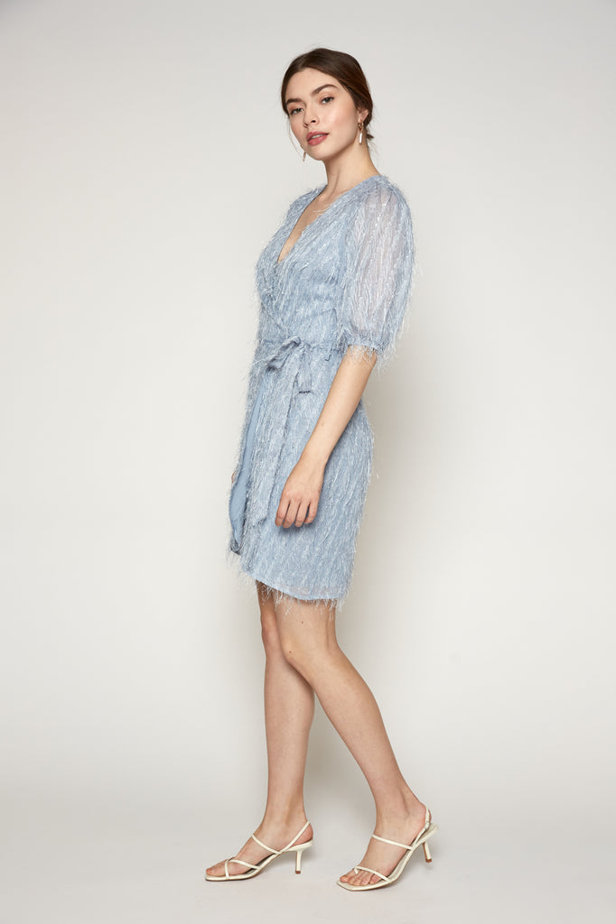 Lennox Feather Dress