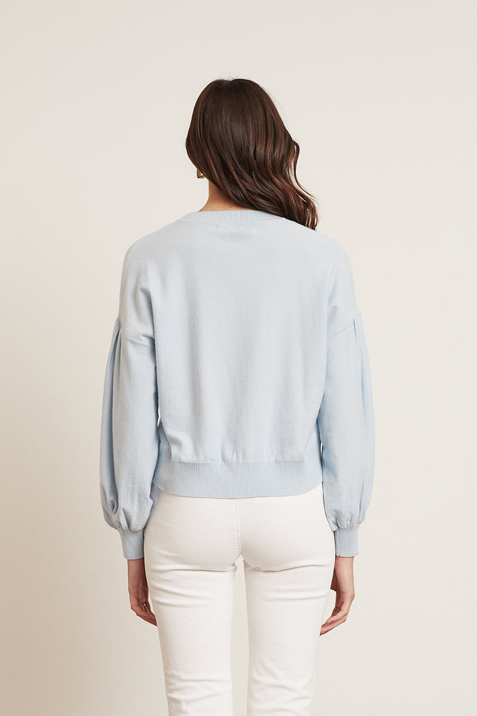 Louisa Puff Sleeve Sweater