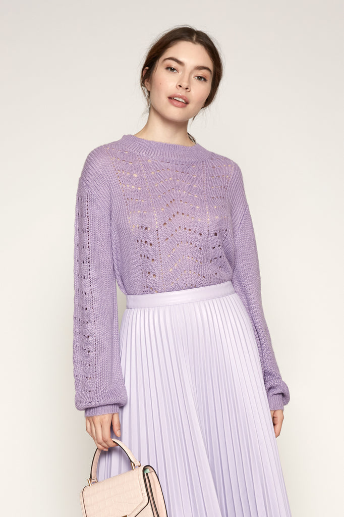 Lucy Paris - Amanda Knit Sweater