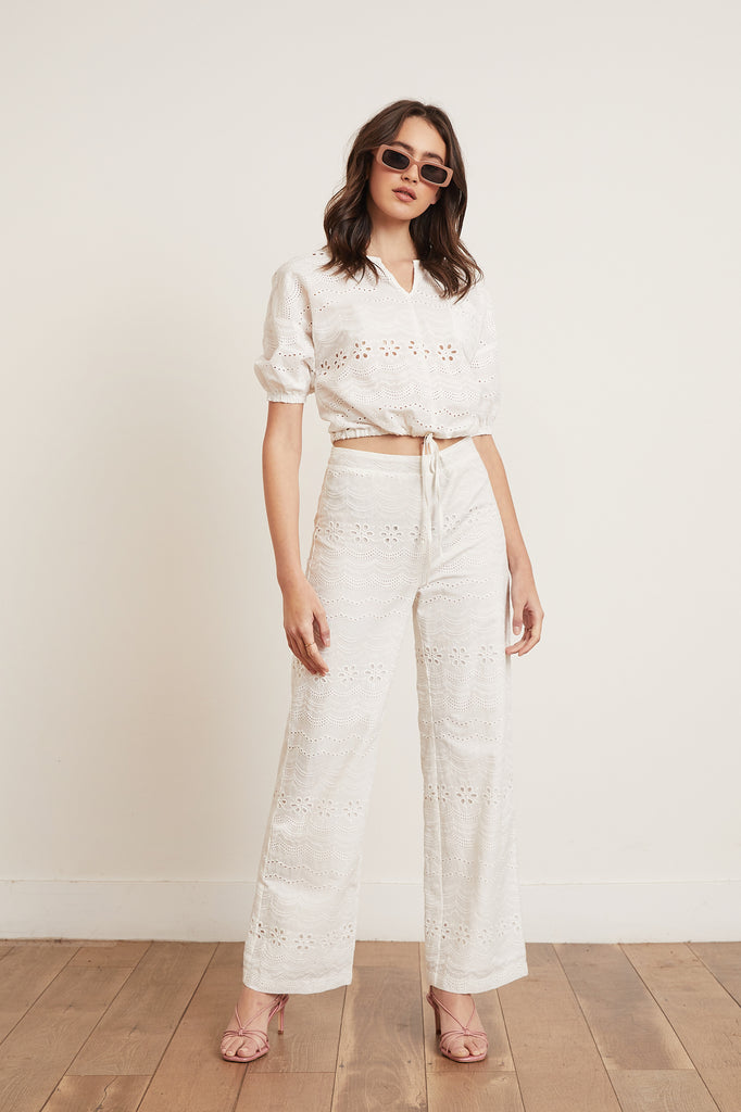LUCY PARIS - Dani Lace Pant