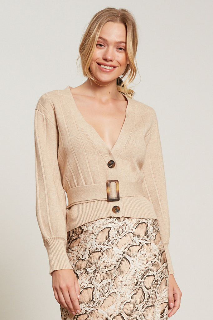 LUCY PARIS - Gaia Cardigan Sweater
