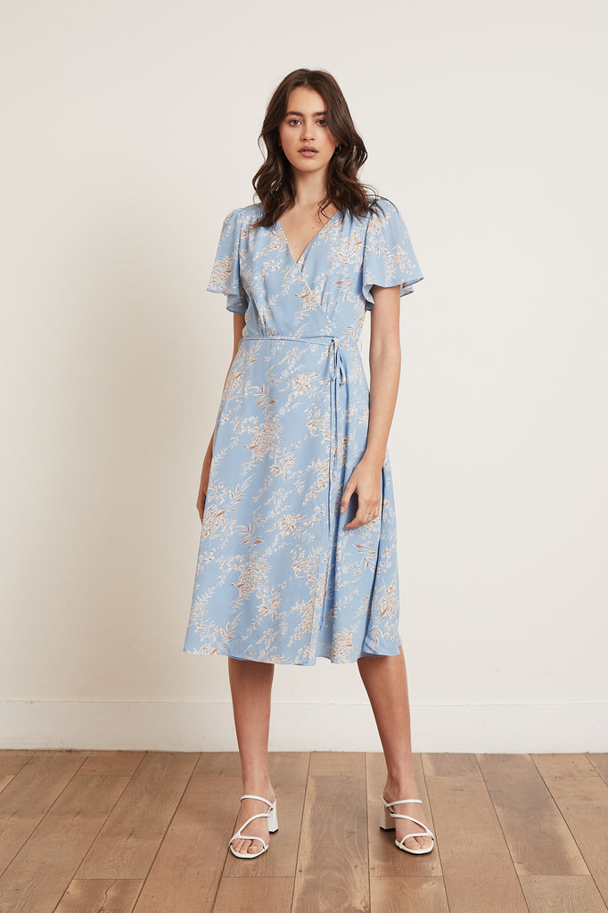 LUCY PARIS - Gemma Floral Dress