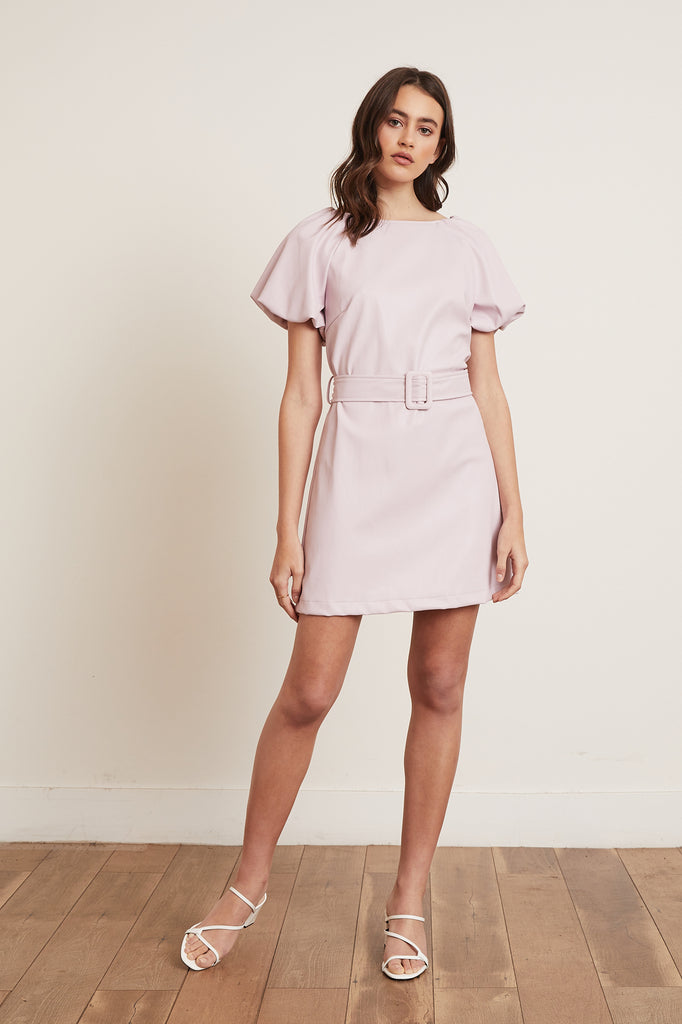 Lucy Paris - Milana Belted Dress