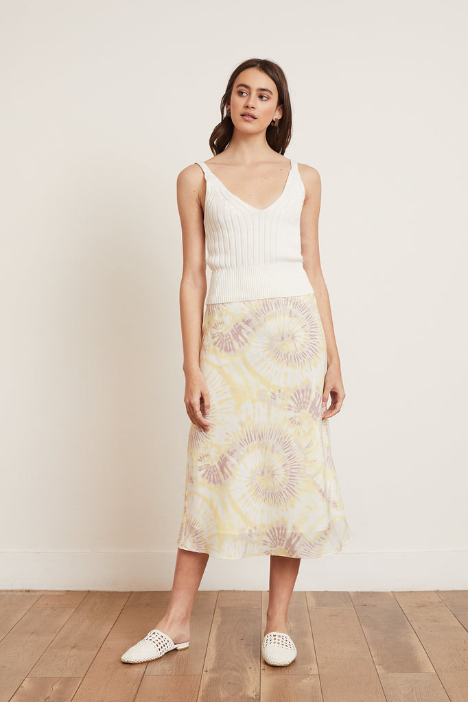 LUCY PARIS - Owen Tie Dye Skirt
