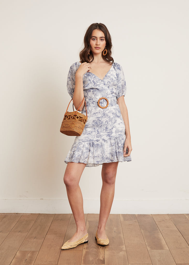 Willa Belted Dress