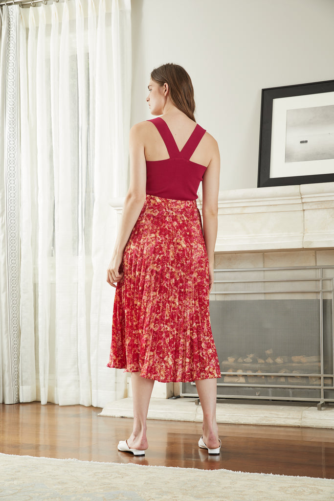 Laurie Pleated Skirt