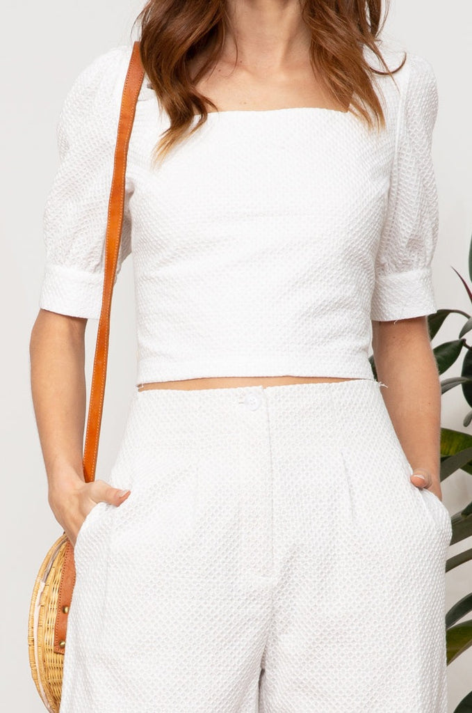 Lucy Paris - Emmy Crop Top