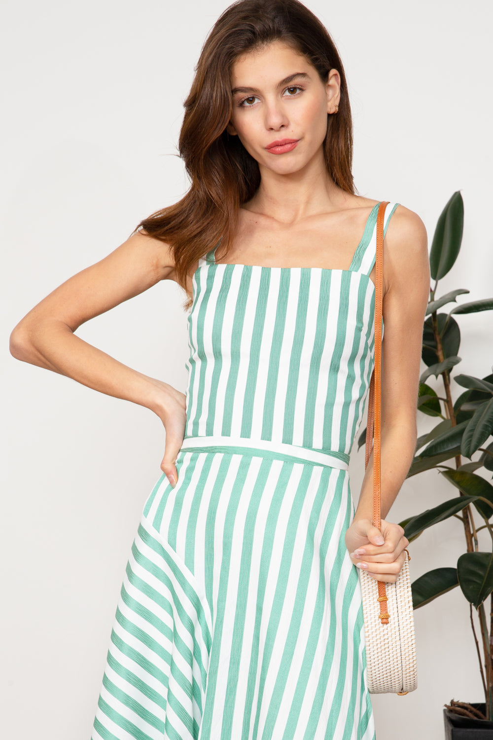 Lucy Paris - Indie Striped top