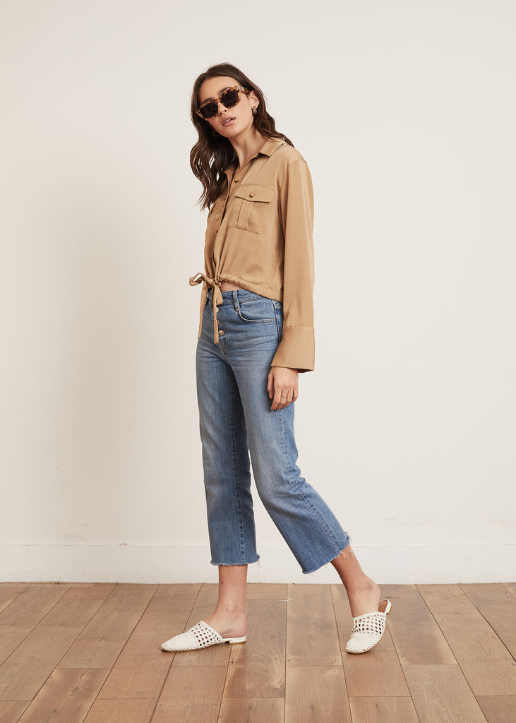 Rue Utility Blouse