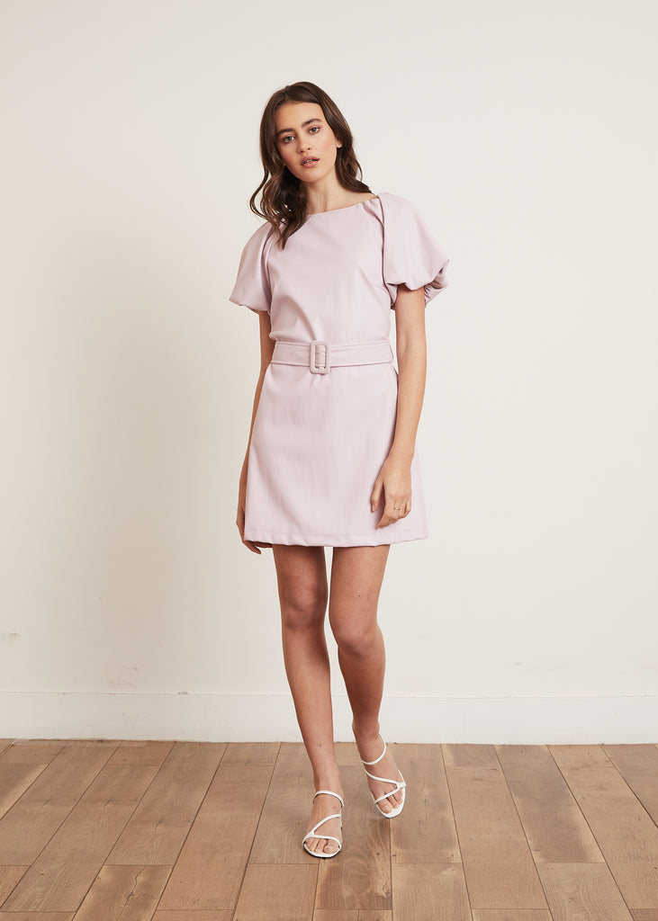 Milana Belted Dress