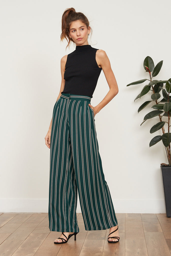 LUCY PARIS - Lola Striped Pant