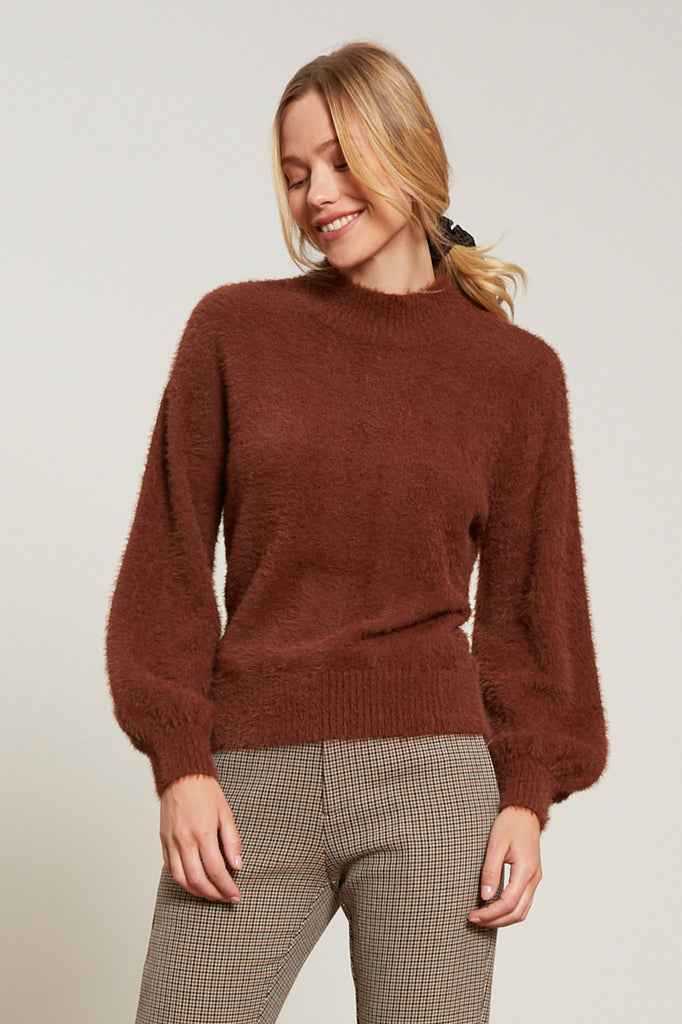 LUCY PARIS - Nicole Knit Sweater