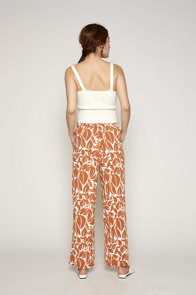 Ayla Belted Pant