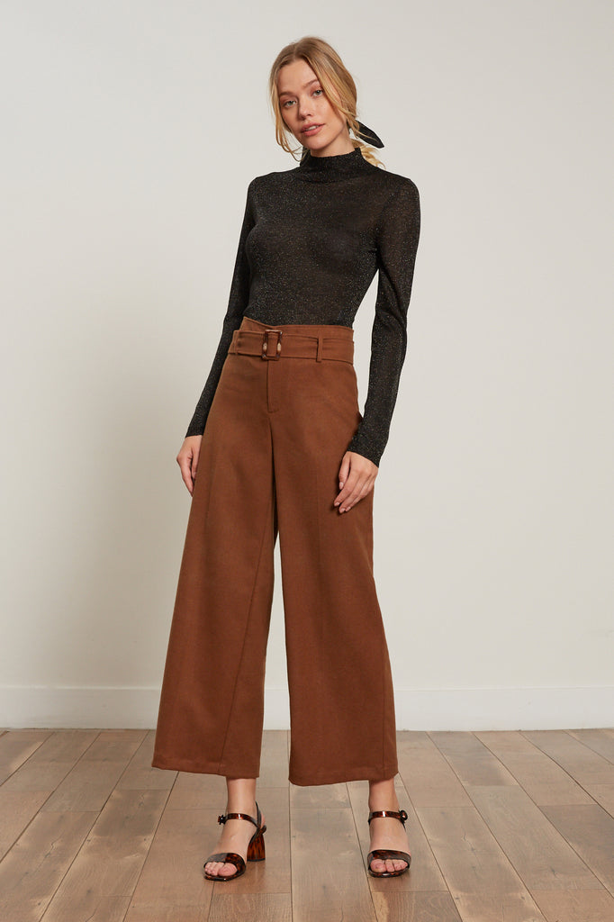 Lucy Paris - Raquel Wide Leg Trouser