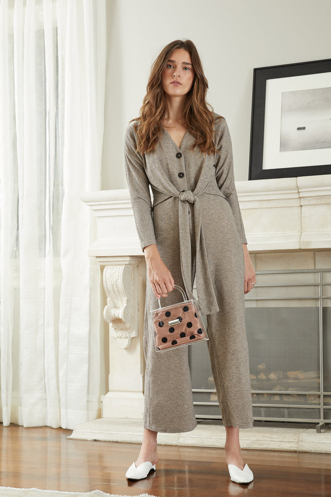 Reese Button Jumpsuit