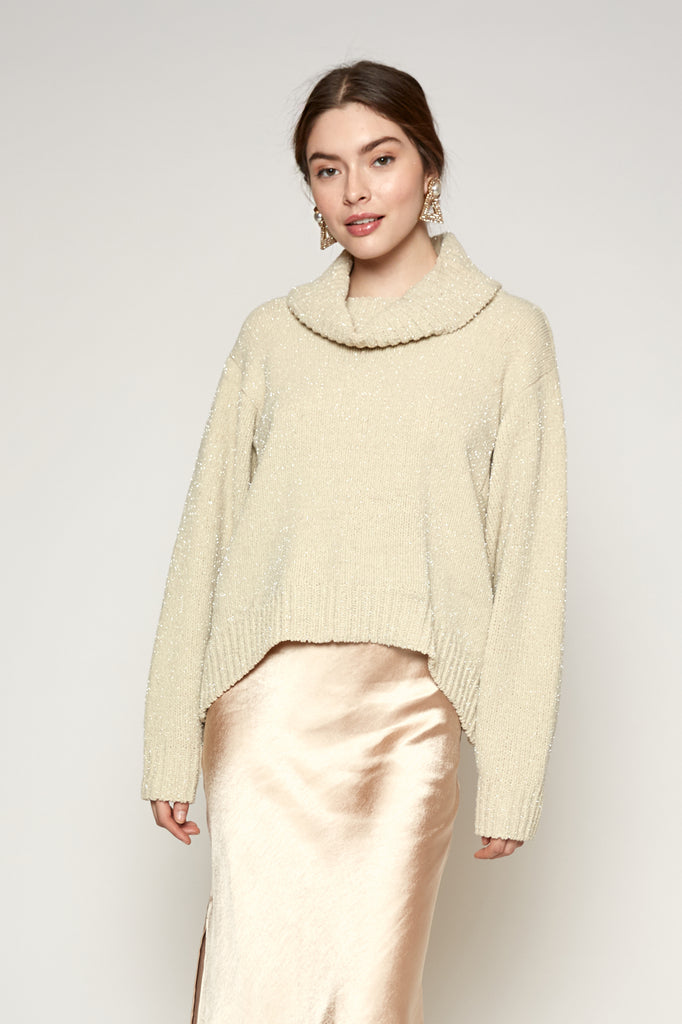 LUCY PARIS - Rini Knit Sweater