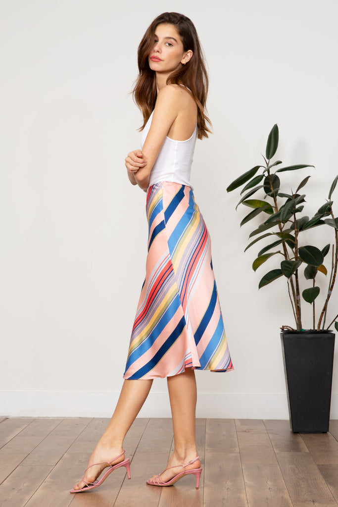 Sienna Rainbow Skirt