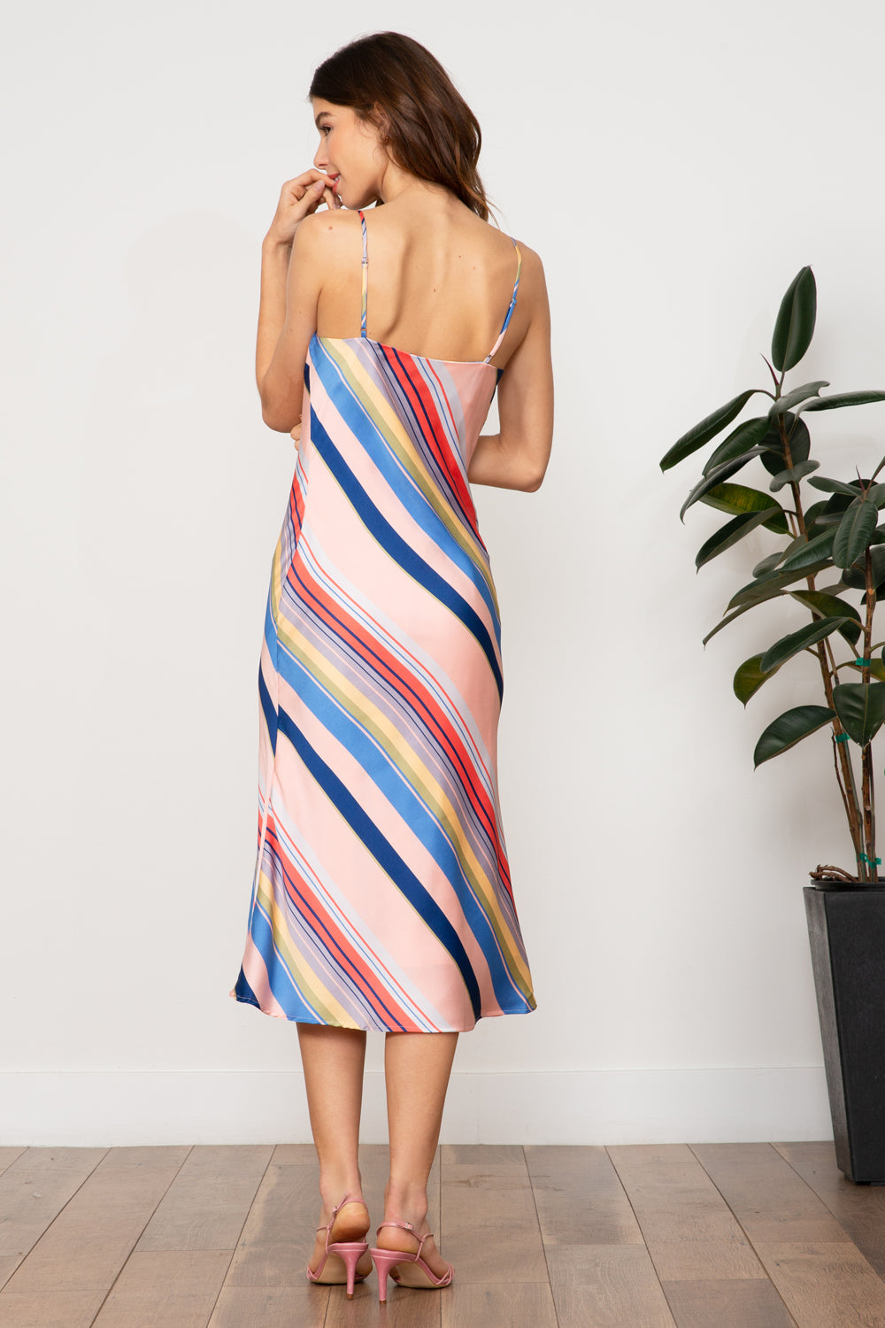 Sienna Rainbow Dress