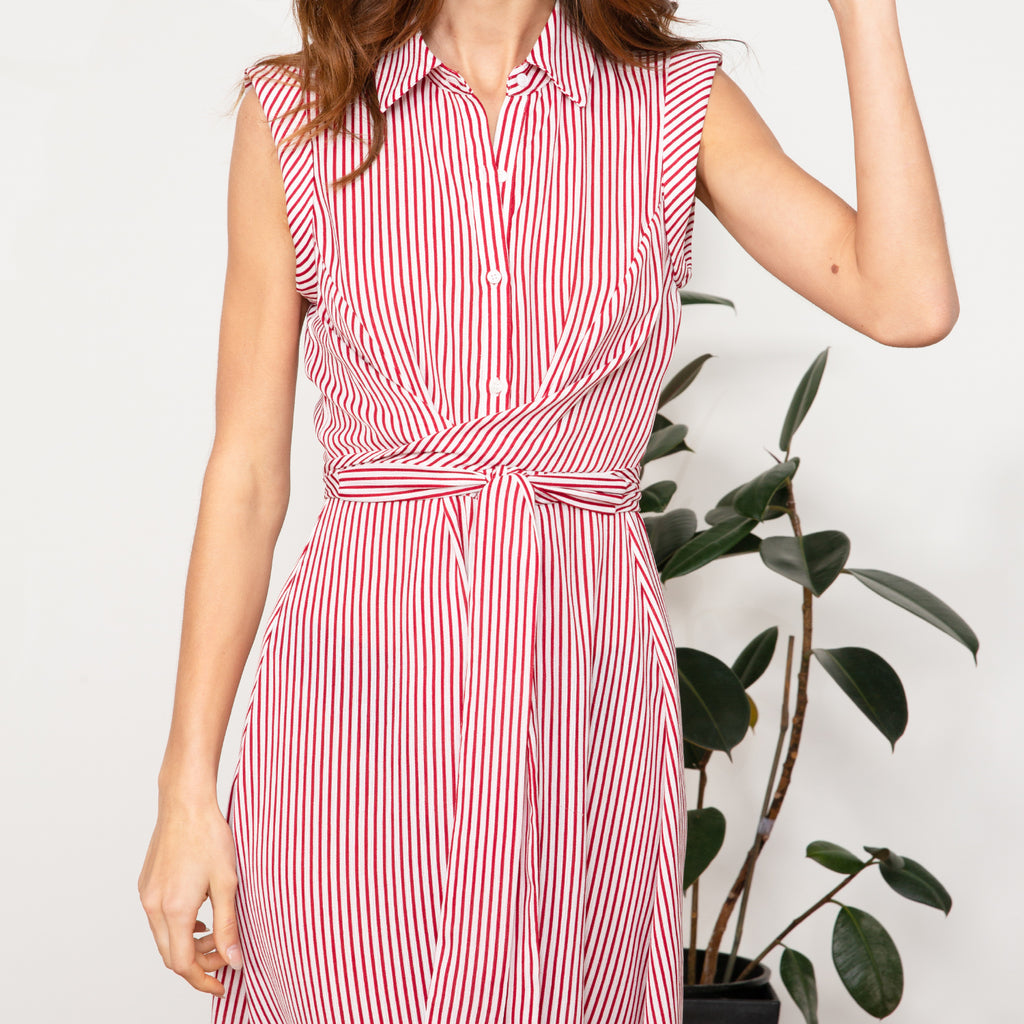 Tessa Tie Dress