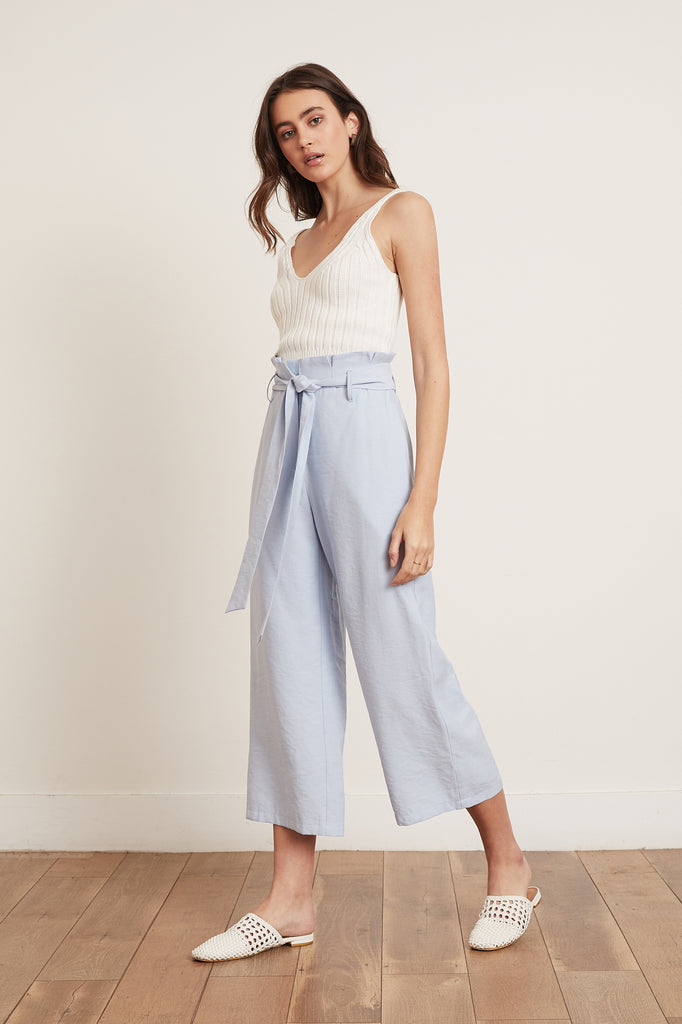 Whitney Belted Pant