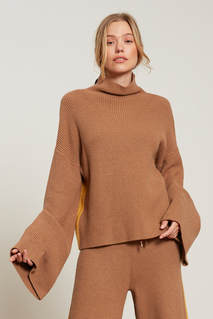 LUCY PARIS - Willow Knit Sweater