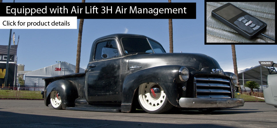 Air Lift 3H Air Management
