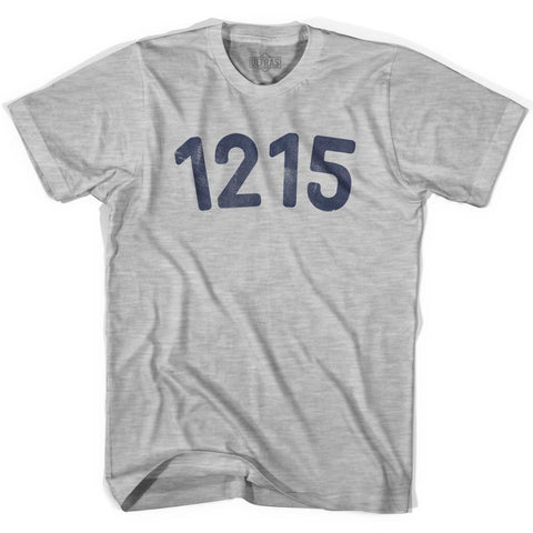 1215 Year Celebration Womens Cotton T-shirt