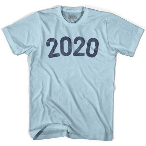 2020 Year Celebration Adult Cotton T-shirt