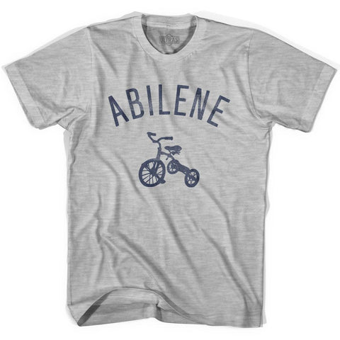 Abilene City Tricycle Adult Cotton T-shirt