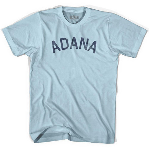 Adana Vintage City Adult Cotton T-shirt