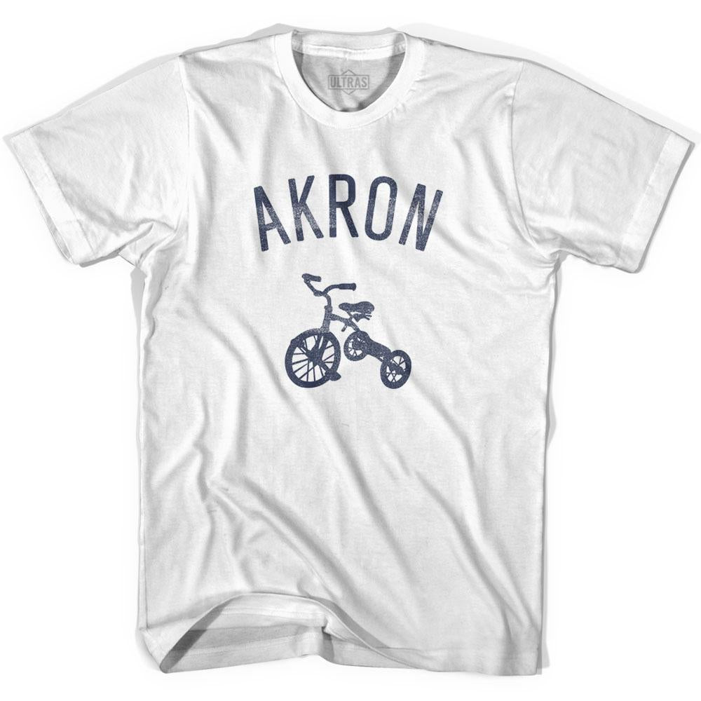 Akron City Tricycle Youth Cotton T-shirt by Ultras