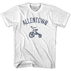 Allentown City Tricycle Youth Cotton T-shirt by Ultras