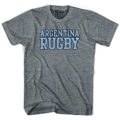 Argentina Rugby Nations T-shirt