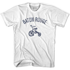 Baton Rouge City Tricycle Youth Cotton T-shirt by Ultras