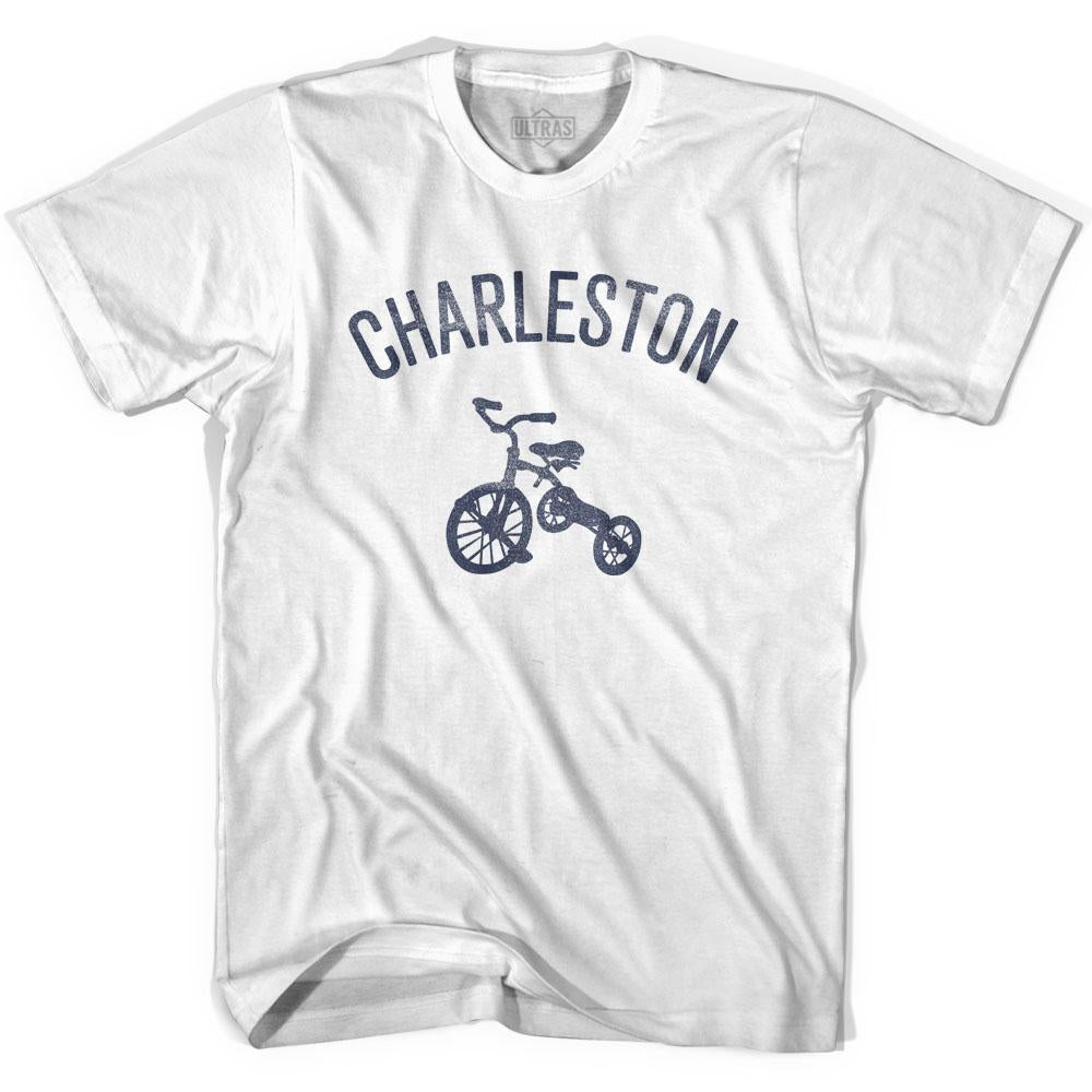 Charleston City Tricycle Youth Cotton T-shirt by Ultras