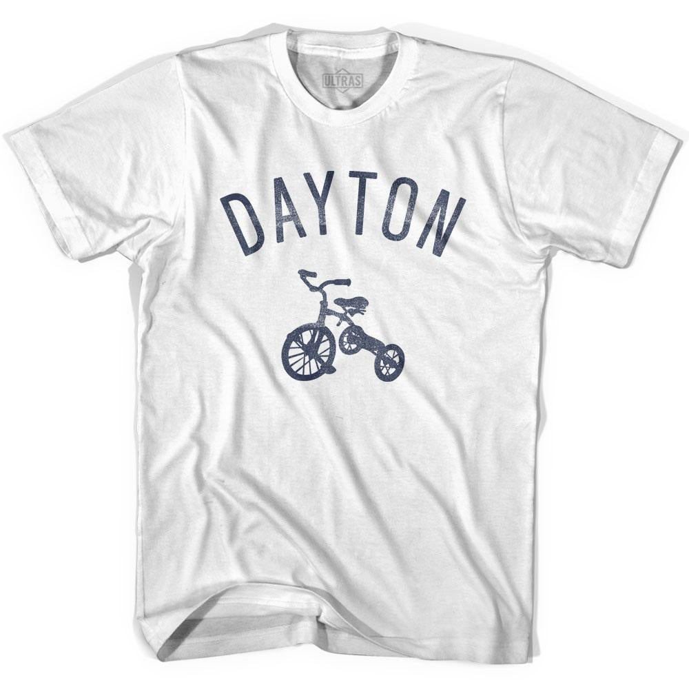 Dayton City Tricycle Youth Cotton T-shirt by Ultras