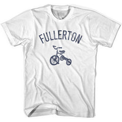 Fullerton City Tricycle Youth Cotton T-shirt by Ultras