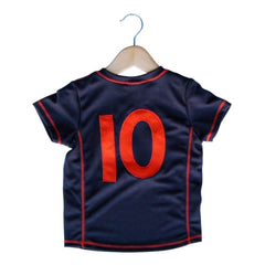 Holland Toddler Soccer Jersey in Navy by Ultras