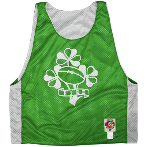 Ireland Training Reversible Rugby Pinnie