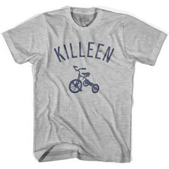 Killeen City Tricycle Womens Cotton T-shirt by Ultras
