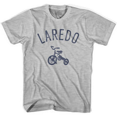 Laredo City Tricycle Youth Cotton T-shirt by Ultras