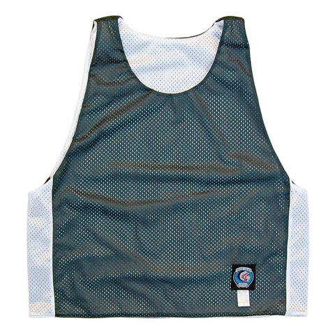 Hunter and White Reversible Lacrosse Pinnie