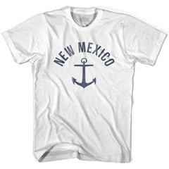 New Mexico State Anchor Home Cotton Womens T-shirt by Ultras