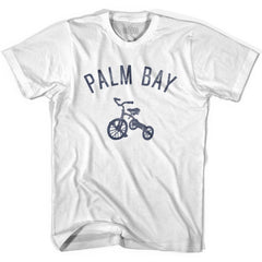 Palm Bay City Tricycle Youth Cotton T-shirt by Ultras