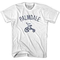 Palmdale City Tricycle Youth Cotton T-shirt by Ultras
