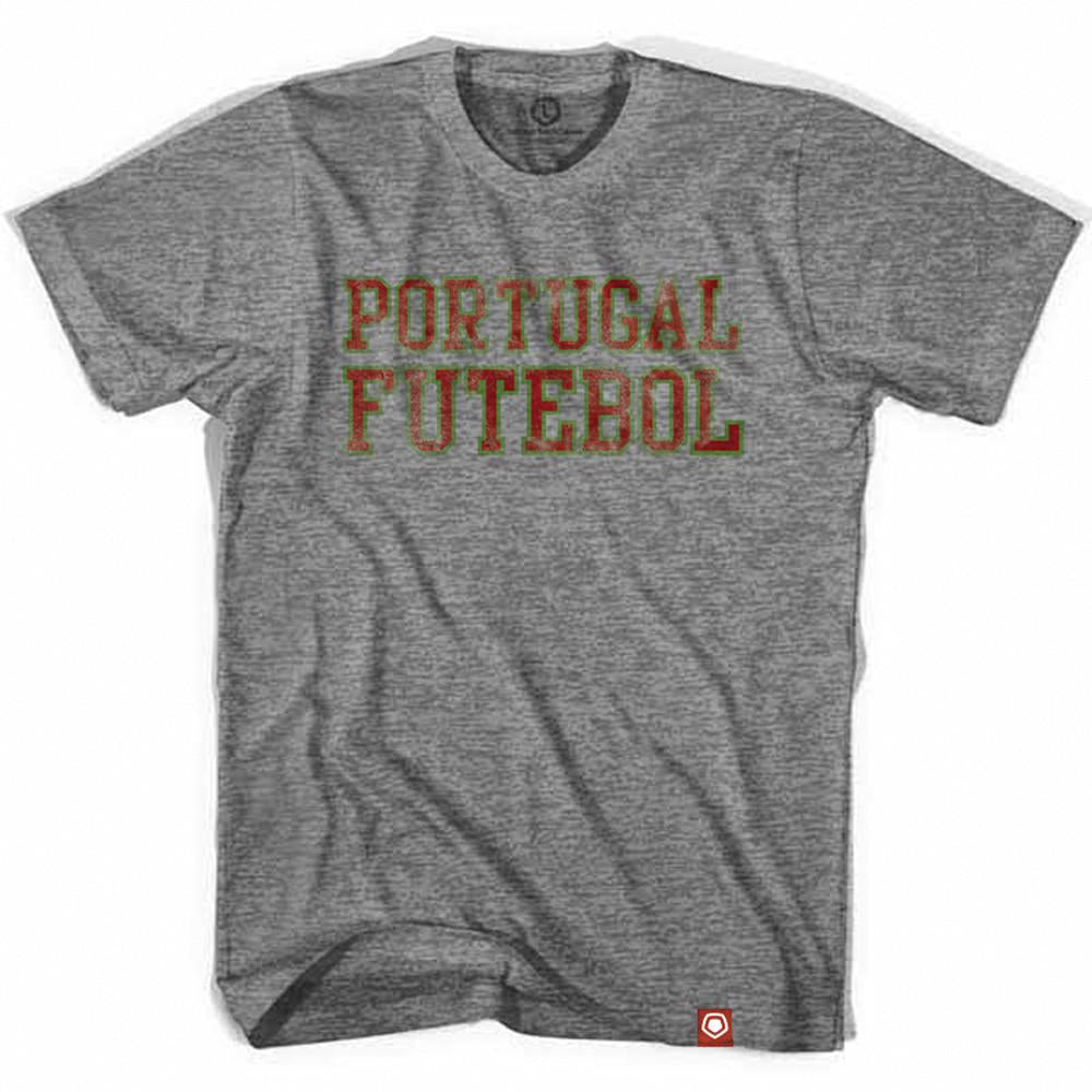 Portugal Futebol Nation Soccer T-shirt