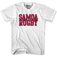 Somao Rugby Nations T-shirt in Cool Grey by Ruckus Rugby