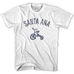 Santa Ana City Tricycle Youth Cotton T-shirt by Ultras